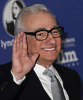 SANTA BARBARA, CA - FEBRUARY 06: Martin Scorsese at the 29th Santa Barbara International Film Festival - Honoring Martin Scorsese And Leonardo DiCaprio With The Cinema Vanguard Award held at Arlington Theatre on February 6, 2014 in Santa Barbara, California. (Photo by Xavier Collin/Celebrity Monitor)