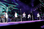 Ricky Bell, Johnny Gill, Ronnie Devoe, Michael Bivins, and Ralph Tresvant of New Edition perform at the 2011 Essence Music Festival on July 3, 2011 in New Orleans, Louisiana at the Louisiana Superdome.