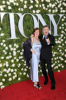 www.acepixs.com<br /> June 11, 2017  New York City<br /> <br /> Marilou York and Mark Hamill attending the 71st Annual Tony Awards arrivals on June 11, 2017 in New York City.<br /> <br /> Credit: Kristin Callahan/ACE Pictures<br /> <br /> <br /> Tel: 646 769 0430<br /> Email: info@acepixs.com