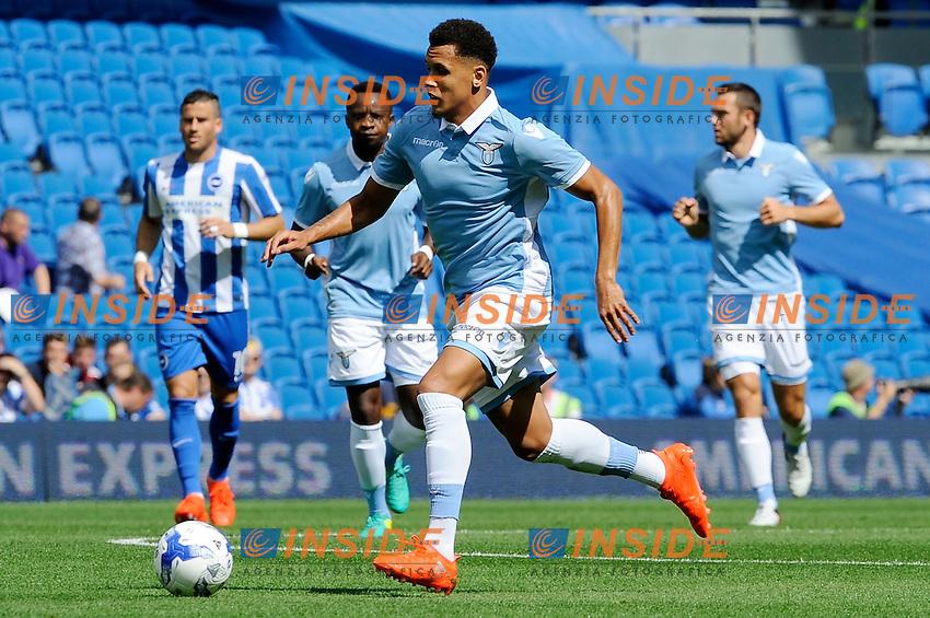 Ravel Morrison<br /> 31-07-2016 Brighton, <br /> Amichevole Brighton Vs Lazio<br /> SS Lazio friendly match <br /> @ Marco Rosi / Fotonotizia / Insidefoto