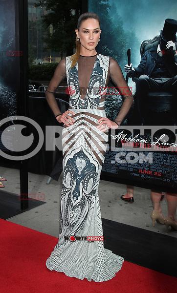 Erin Wasson at the premiere of Abraham Lincoln: Vampire  Hunter at AMC Loews Lincoln Square in New York City. June 18, 2012. © RW/MediaPunch Inc. NORTEPHOTO.COM<br /> NORTEPHOTO.COM<br /> **SOLO*VENTA*EN*MEXICO**
