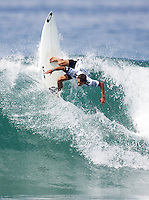 Yadin Nicol. 2009 ASP WQS 6 Star US Open of Surfing in Huntington Beach, California on July 23, 2009. ..