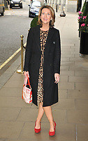 Victoria Derbyshire at the Future Dreams's &quot;United for Her&quot; fundraising charity lunch, Savoy Hotel, The Strand, London, England, UK, on Monday 09 October 2017.<br /> CAP/CAN<br /> &copy;CAN/Capital Pictures