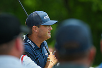 Ryan Palmer (USA) watches his tee shot on 3 during round 4 of the 2019 Charles Schwab Challenge, Colonial Country Club, Ft. Worth, Texas,  USA. 5/26/2019.<br /> Picture: Golffile | Ken Murray<br /> <br /> All photo usage must carry mandatory copyright credit (© Golffile | Ken Murray)