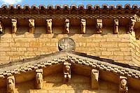 San Martin 11.Jh, Frómista, Kastilien-León, Spanien