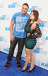 CARSON, CA - MAY 12: Ronnie Ortiz-Magro and Deena Cortese attend 102.7 KIIS FM's Wango Tango at The Home Depot Center on May 12, 2012 in Carson, California.