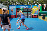 17-06-13, Netherlands, Rosmalen,  Autotron, Tennis, Topshelf Open 2013, ,  KNLTB Plaza<br /> Photo: Henk Koster
