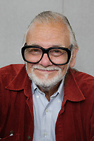 GEORGE A. ROMERO<br /> Collectormania 12 at the Middleton Hall Centre, Milton Keynes, England, October 27th 2007.<br /> portrait headshot A glasses red jacket <br /> CAP/ROS<br /> &copy;Steve Ross/Capital Pictures /MediaPunch ***NORTH AND SOUTH AMERICAS ONLY***