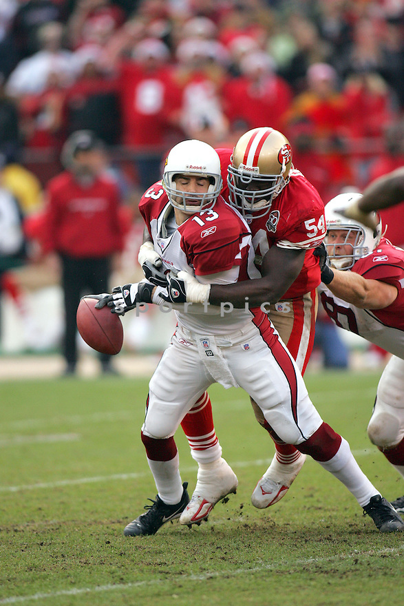 RODERICK GREEN, of the San Francisco 49ers during their game  against the  Arizona Cardinals on December 24, 2006 in San Francisco, CA...Cardinals win 26-20....ROB HOLT/ SPORTPICS