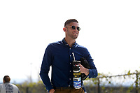 San Jose, CA - Saturday March 31, 2018: Yeferson Quintana prior to a Major League Soccer (MLS) match between the San Jose Earthquakes and New York City FC at Avaya Stadium.