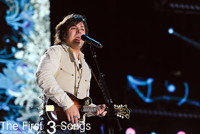 Neil Perry of The Band Perry performs at LP Field during the 2012 CMA Music Festival on June 08, 2012 in Nashville, Tennessee.