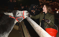www.acepixs.com<br /> <br /> November 14 2017, Henndorf<br /> <br /> Actress Kristin Davis attended the Gut Aiderbichl Christmas Market opening on November 14, 2017 in Henndorf am Wallersee, Austria.<br /> <br /> By Line: Famous/ACE Pictures<br /> <br /> <br /> ACE Pictures Inc<br /> Tel: 6467670430<br /> Email: info@acepixs.com<br /> www.acepixs.com