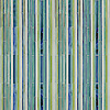 Random Stripes, a hand-cut jewel glass mosaic, shown in Moonstone, Peridot, Peacock Topaz, and Turqoise.