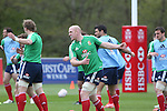 British & Irish Lions training session.Paul O'Connell taking part in the Lions training session in Wales...Vale Resort.15.05.13.©Steve Pope