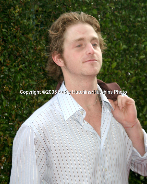Cameron Douglas.A Father. . . A Son:  Once Upon a Time in Hollywood.Academy of Motion Picture Arts and Sciences.Los Angeles, CA.July 14, 2005.©2005 Kathy Hutchins / Hutchins Photo