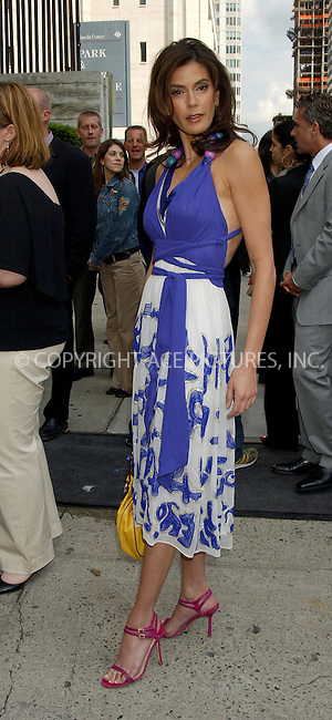 WWW.ACEPIXS.COM . . . . .....May 16, 2006, New York City ....Actress Teri Hatcher arriving at the ABC 2006-2007..Upfronts.....Please byline: KRISTIN CALLAHAN - ACEPIXS.COM.. . . . . . ..Ace Pictures, Inc:  ..(212) 243-8787 or (646) 679 0430..e-mail: picturedesk@acepixs.com..web: http://www.acepixs.com