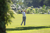 David Lipsky (USA) on the 5th fairway during Round 3 of the Maybank Championship at the Saujana Golf and Country Club in Kuala Lumpur on Saturday 3rd February 2018.<br /> Picture:  Thos Caffrey / www.golffile.ie<br /> <br /> All photo usage must carry mandatory copyright credit (© Golffile | Thos Caffrey)