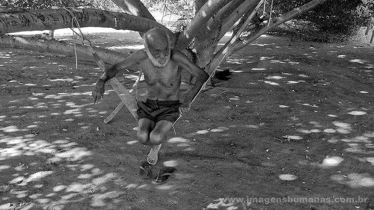 Vazanteiros da comunidade Ilha  Pau Preto moram e trabalham às margens do rio São Francisco no entorno do Parque Estadual Verde Grande, município de Matias Cardoso no Norte de Minas Gerais.
