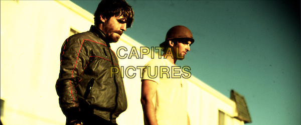 Evan Glodell, Tyler Dawson<br /> in Bellflower (2011) <br /> *Filmstill - Editorial Use Only*<br /> CAP/NFS<br /> Supplied by Capital Pictures