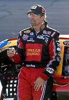 Apr 19, 2007; Avondale, AZ, USA; Nascar Nextel Cup Series driver Kyle Petty (45) during qualifying for the Subway Fresh Fit 500 at Phoenix International Raceway. Mandatory Credit: Mark J. Rebilas