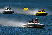 Dustin Daly, SE-40, Katelyn Shaw, SE-127, Dale Hernandez, SE-29   ( (SE class flatbottom)