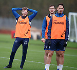 30.11.2018 Rangers training: Andy Halliday