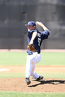 Zach Cates - San Diego Padres - 2010 Instructional League.Photo by:  Bill Mitchell/Four Seam Images..