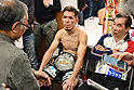 Boxing : Japanese bantamweight title