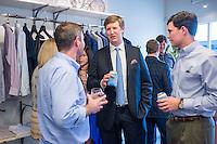 Knot Standard Houston Custom Menswear Grand Opening