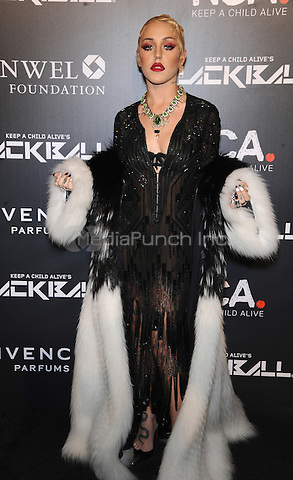 New York, NY- October 30: Brooke Candy attends Keep a Child Alive's 11Annual Black Ball at Hammerstein Ballroom on October 30, 2014 in New York City. Credit: John Palmer/MediaPunch