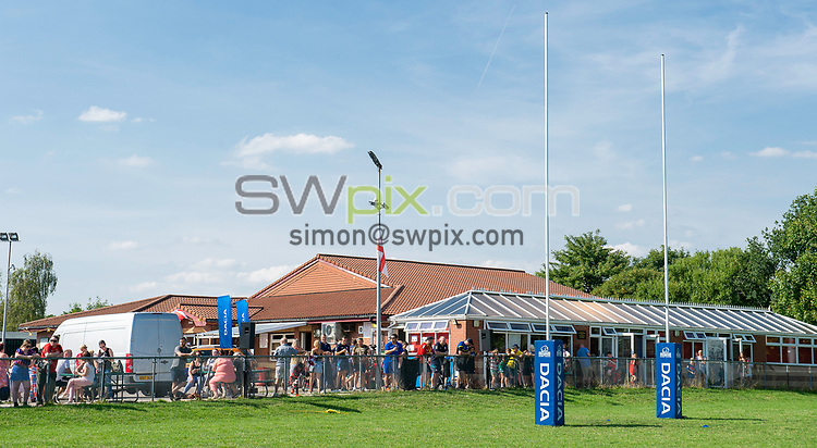 Picture by Allan McKenzie/SWpix.com - 25/07/2018 - Rugby League - Dacia Flair Play - New Spring Lions & Ince Rose Bridge RLFC, Ince-in-Makerfield, England - A general view of New Spring Lions and ince Rose Bridge clubhouse.
