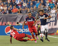 New England Revolution vs Chicago Fire, Sept. 7, 2014
