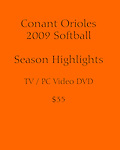 09 Softball Highlights DVD