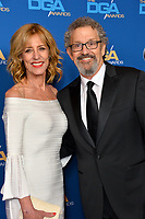 Christine Lahti & Thomas Schlamme at the 70th Annual Directors Guild Awards at the Beverly Hilton Hotel, Beverly Hills, USA 03 Feb. 2018<br /> Picture: Paul Smith/Featureflash/SilverHub 0208 004 5359 sales@silverhubmedia.com