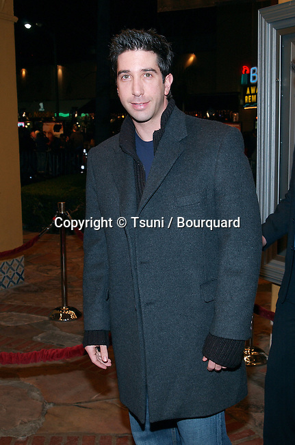 David Schwimmer arriving at the premiere of Collateral Damage at the Man Village Theatre in Westwood Los Angeles. February 4, 2002.           -            SchwimmerDavid02A.jpg