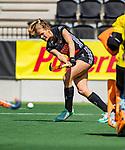 AMSTELVEEN  - Kitty van Male (A'dam)   . Hoofdklasse hockey dames ,competitie, dames, Amsterdam-Groningen (9-0) .     COPYRIGHT KOEN SUYK