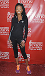 Brandy Norwood arriving at the '21st Annual EIF Revlon Run Walk for Women' held at Los Angeles Memorial Coliseum May 10, 2014.