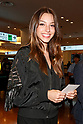 Celine Farach arrives in Japan