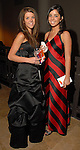 """Natalie Bogan and Elyse Weidner at the Children's Museum """"Road to Rio"""" Gala at The Corinthian Friday Oct. 19,2007.  (Dave Rossman/For the Chronicle)"""