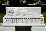 Buddha Lying Down, Deoksugung Palace