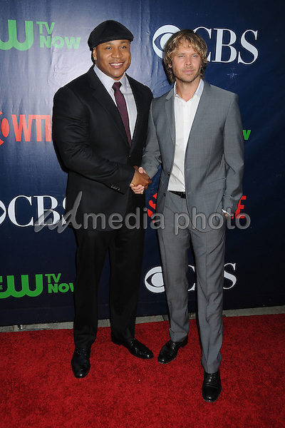 10 August 2015 - West Hollywood, California - LL Cool J, Eric Christian Olsen. CBS, CW, Showtime 2015 Summer TCA Party held at The Pacific Design Center. Photo Credit: Byron Purvis/AdMedia