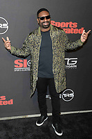 ATLANTA, GA - FEBRUARY 02: DJ Irie at the Sports Illustrated presents Saturday Night Lights event powered by Matthew Gavin Enterprises and Talent Resources Sports on February 2, 2019 in Atlanta, Georgia. <br /> CAP/MPIIS<br /> &copy;MPIIS/Capital Pictures