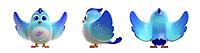April 16th 2020; Hangzhou, China;  This handout image shows Feifei, the mascot of the 4th Asian Para Games Hangzhou 2022, unveiled by the Hangzhou Asian Para Organizing Committee in Hangzhou, east Chinas Zhejiang Province, April 16, 2020.