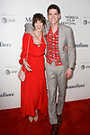 Actor Pico Alexander and his girlfriend arrive at the Tribeca Talks: Storytellers with Ed Burns & world premiere of Summertime at BMCC Tribeca PAC, on April 27, 2018, during the 2018 Tribeca Film Festival.