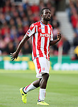 Stoke's Mame Diouf in action during the premier league match at the Britannia Stadium, Stoke on Trent. Picture date 9th September 2017. Picture credit should read: David Klein/Sportimage