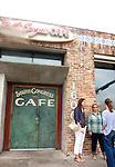South Congress Cafe, Austin, Texas, TX, USA
