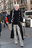 FEB 03 Joanna Coles Seen In New York City