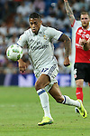 Real Madrid's Mariano during the XXXVII Bernabeu trophy between Real Madrid and Stade de Reims at the Santiago Bernabeu Stadium. August 15, 2016. (ALTERPHOTOS/Rodrigo Jimenez)