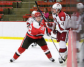 Matt Raley (St. Lawrence - 52), Alex Killorn (Harvard - 19) - The St. Lawrence University Saints defeated the Harvard University Crimson 3-2 on Friday, November 20, 2009, at the Bright Hockey Center in Cambridge, Massachusetts.