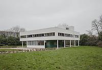 Poissy- Le Corbusier Villa Savoye